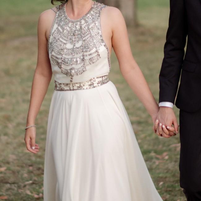 Amanda Wakeley, Cleopatra Wedding Dress AW108