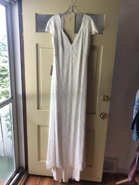 BHLDN, Leeds Wedding Dress