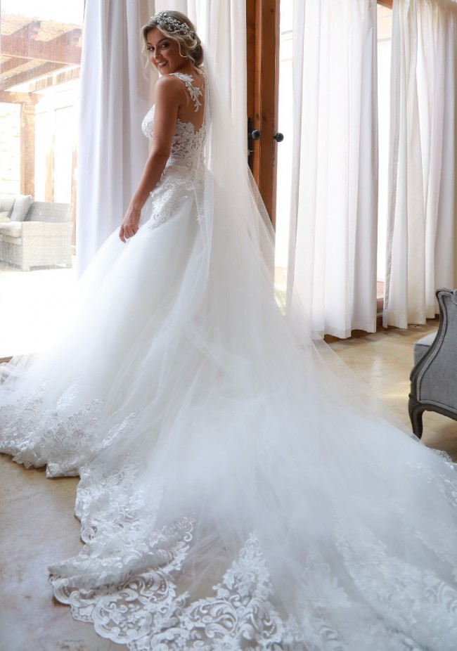 Maison Signore + overskirt by PNINA TORNAI