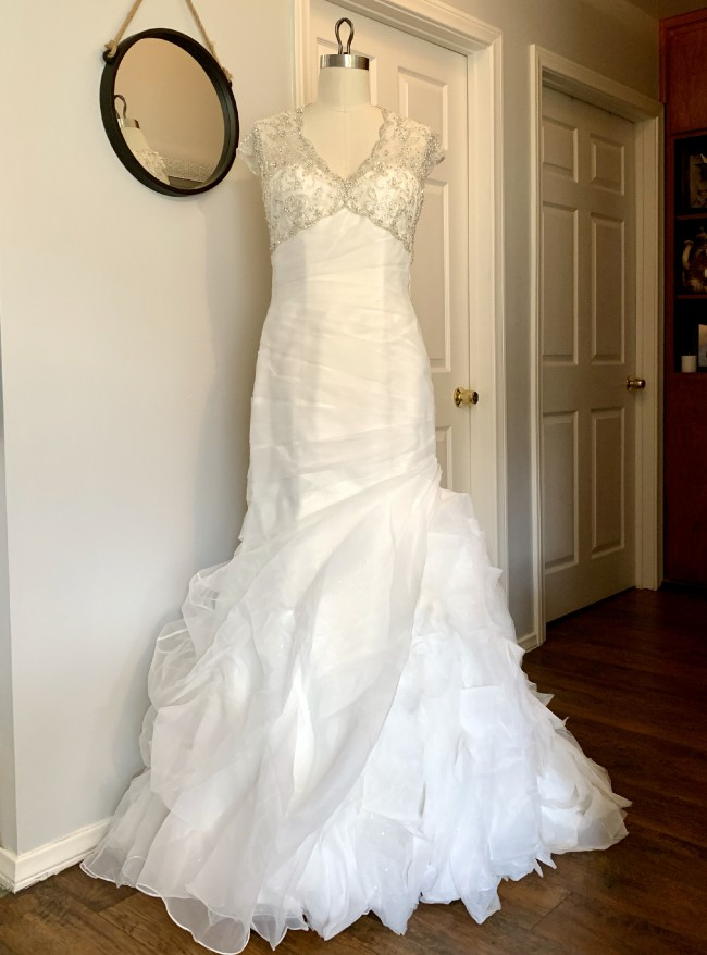 KittyChen Couture Shailene H1441