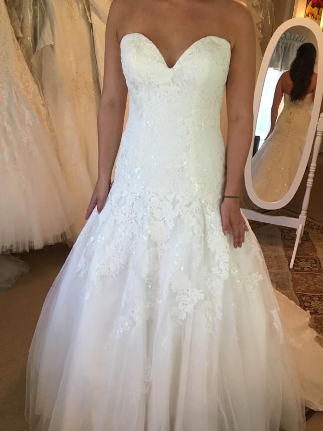 Allure Bridals 9314