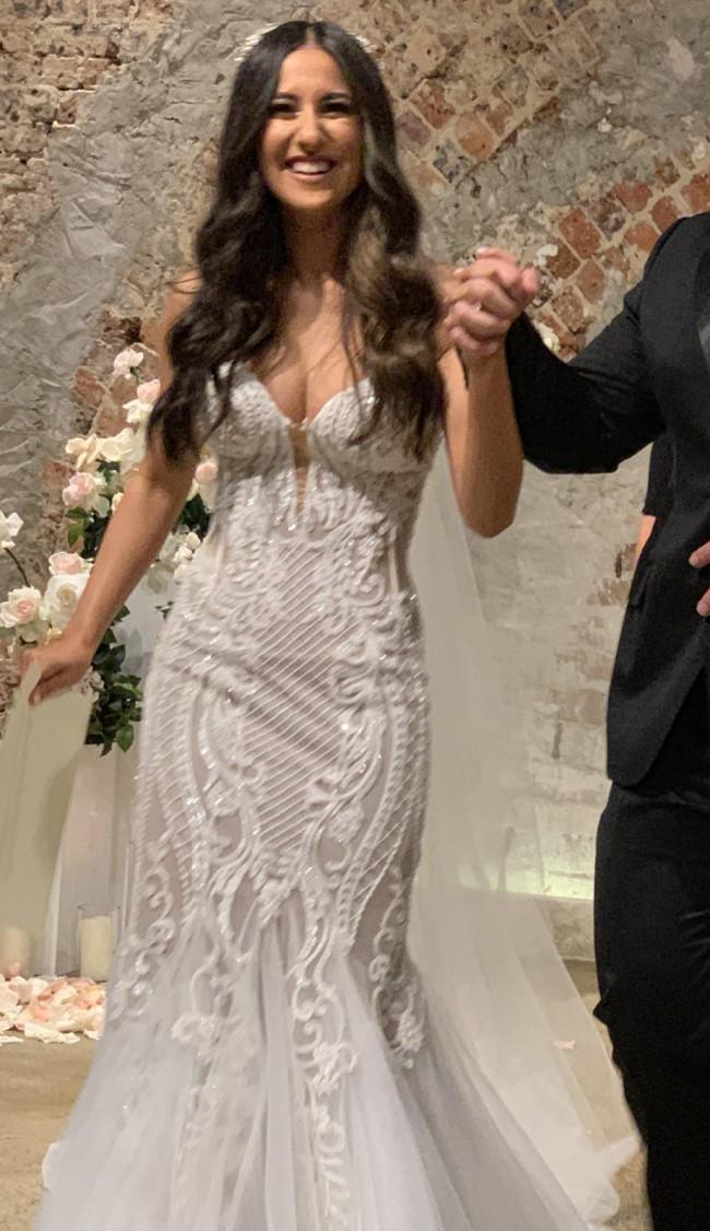 Leah Da Gloria Margot gown from Boheme Collection