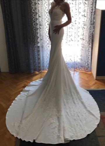 Pronovias, Atleier Pronovias Haute Couture Vincenta Dress