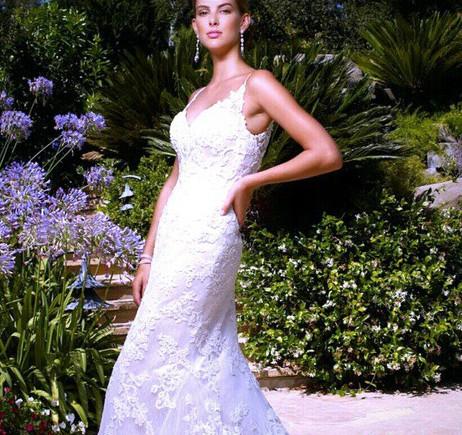 Casablanca Bridal 1975