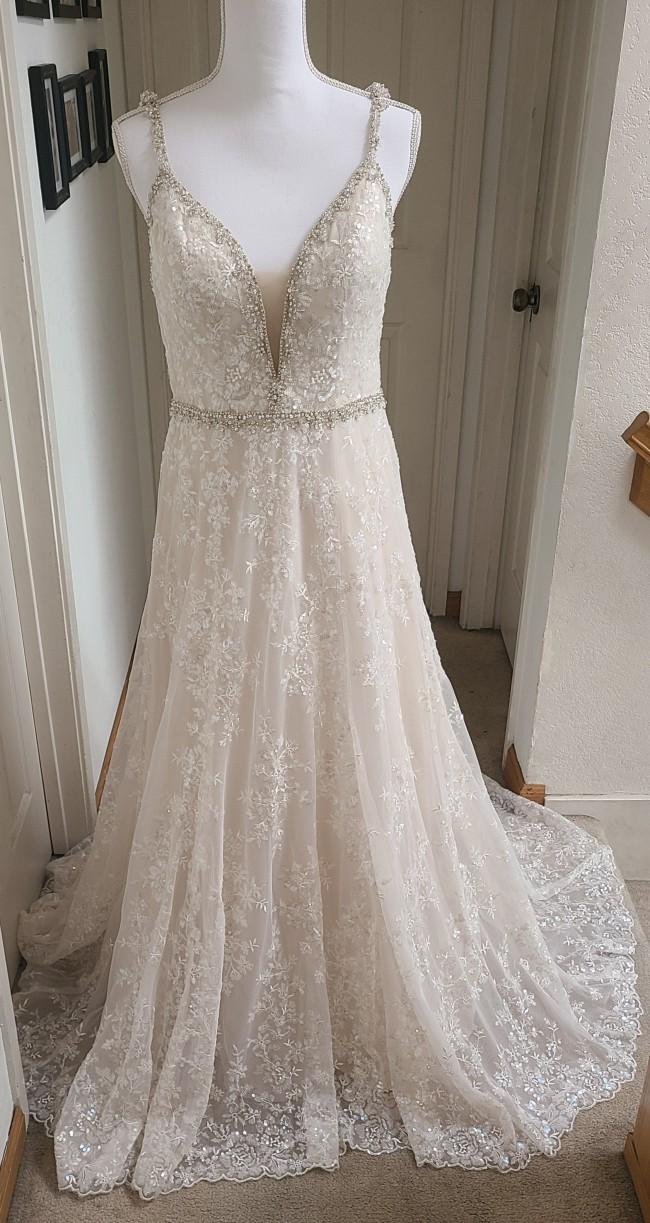 Allure Bridals C522