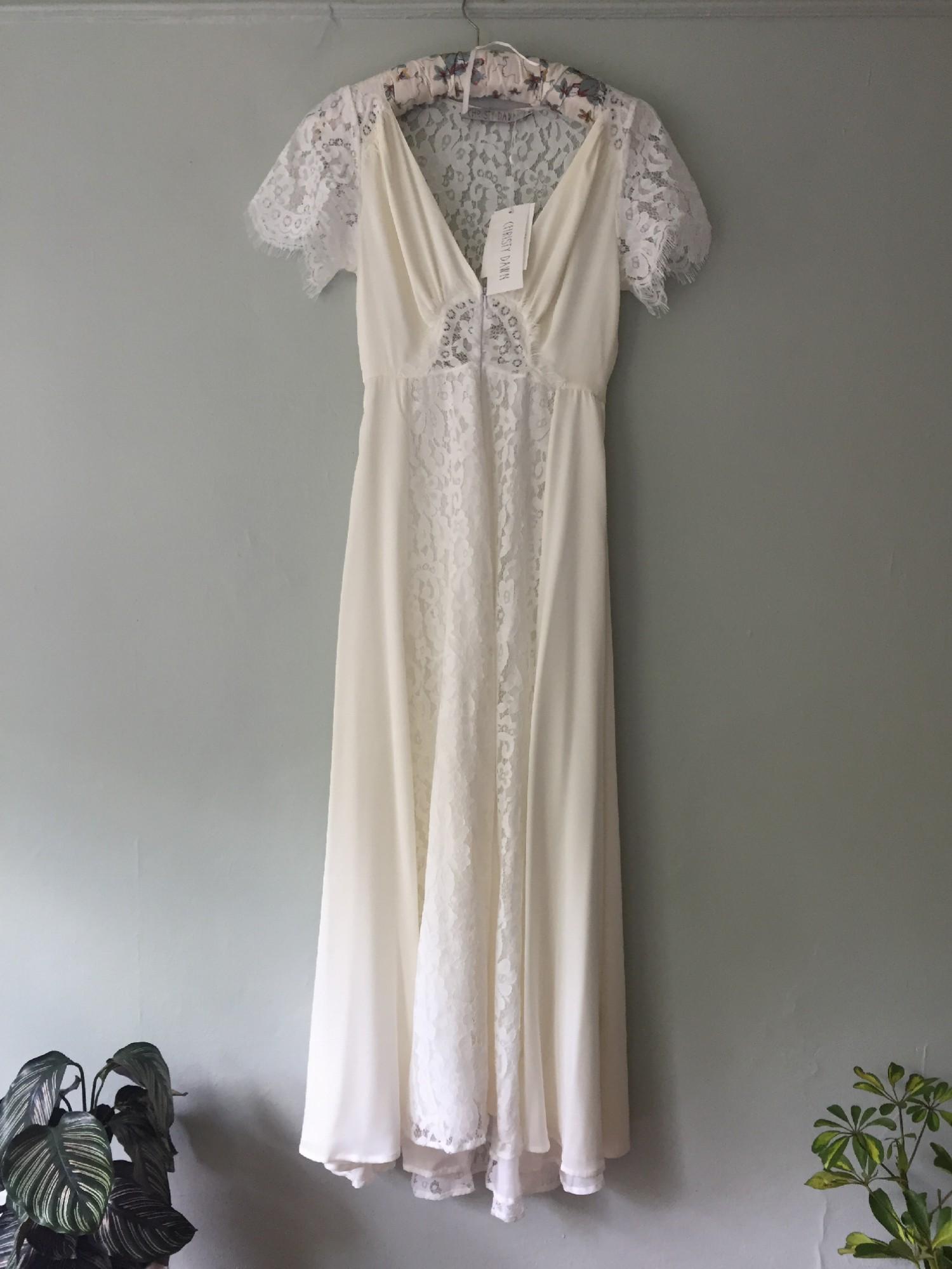 93676b1c3d Christy Dawn Fitzgerald New Wedding Dress on Sale 57% Off - Stillwhite  Canada