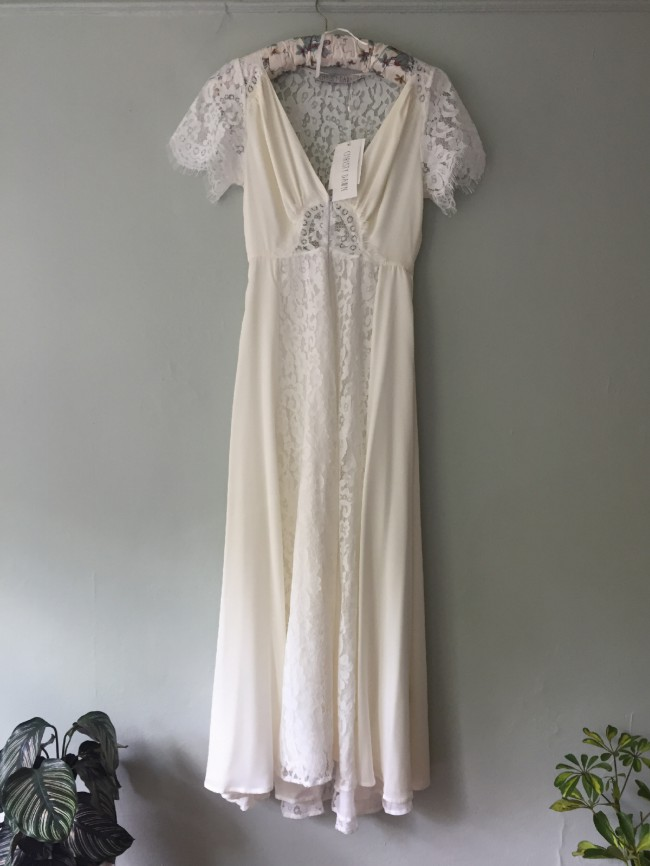 b7f997cec3 Christy Dawn Fitzgerald New Wedding Dress on Sale 57% Off ...