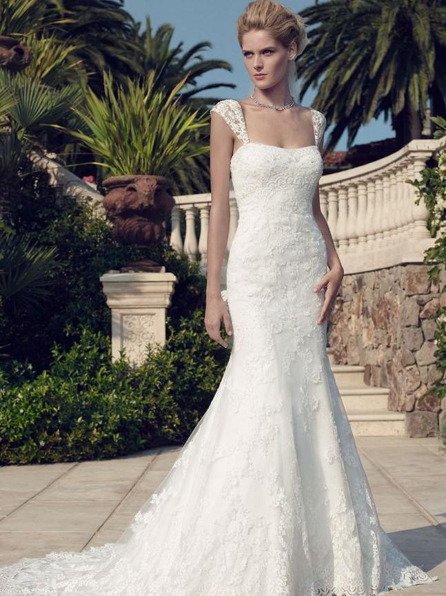 Casablanca Bridal Style 2144