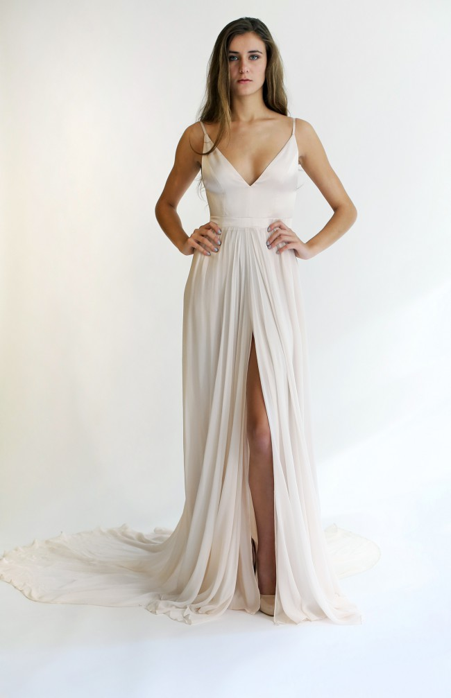 776315a264a Leanne Marshall McKenna New Wedding Dress on Sale 50% Off - Stillwhite