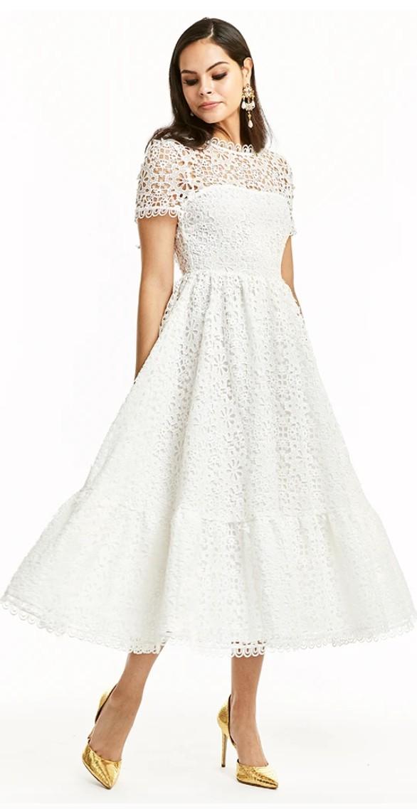 Mestiza Alfama Midi Dress