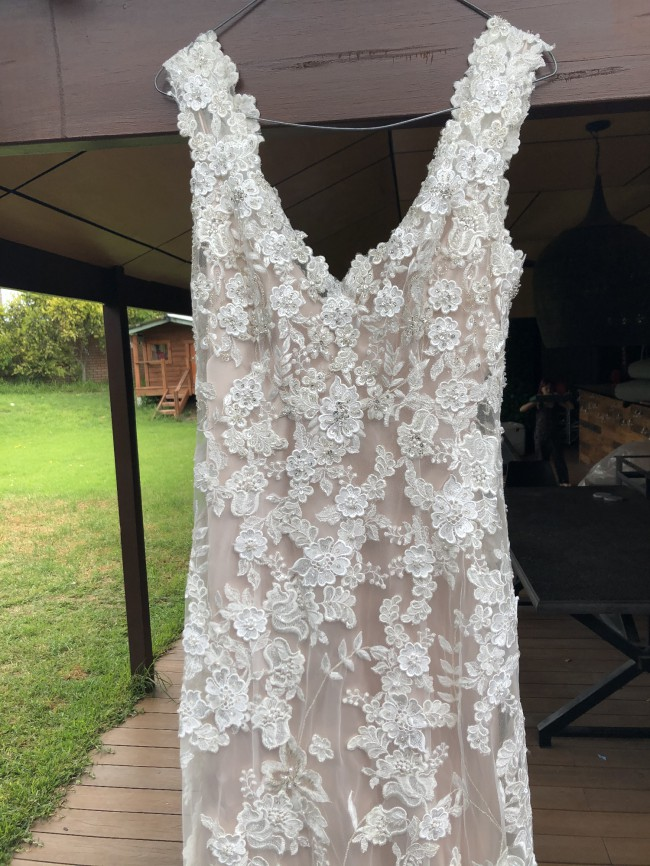 Allure Bridals Adele dress style 8800