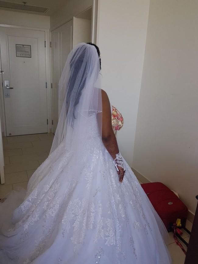 b12d3b8ee1 Morilee 2808 Second Hand Wedding Dress on Sale 62% Off - Stillwhite ...