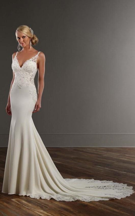 d16729e70d Martina Liana ML753DM New Wedding Dress on Sale 26% Off - Stillwhite Canada