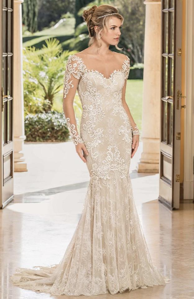 Casablanca Bridal Lisette