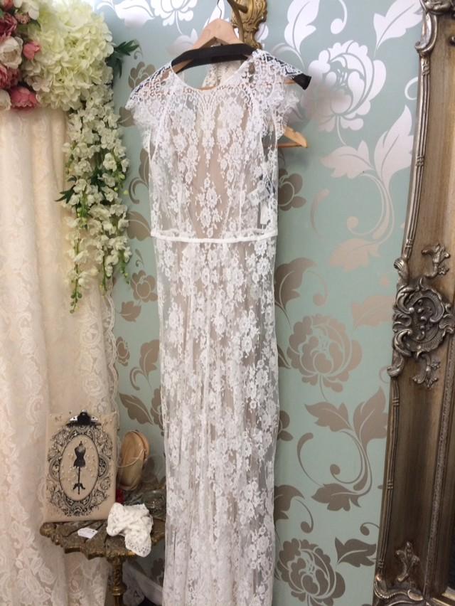Rue De Seine, Ivy gown