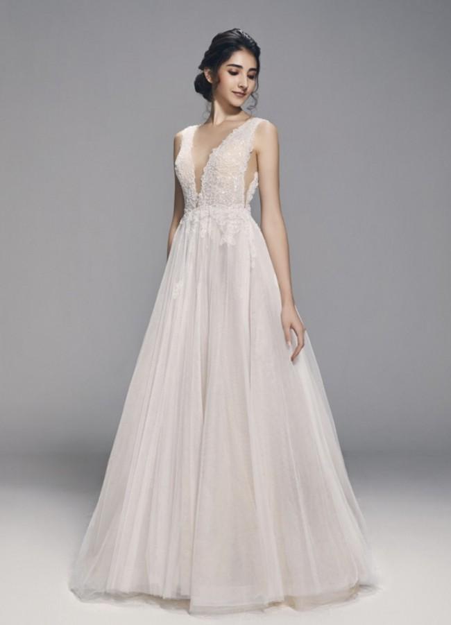 Luna Bianca Bridal Custom Made