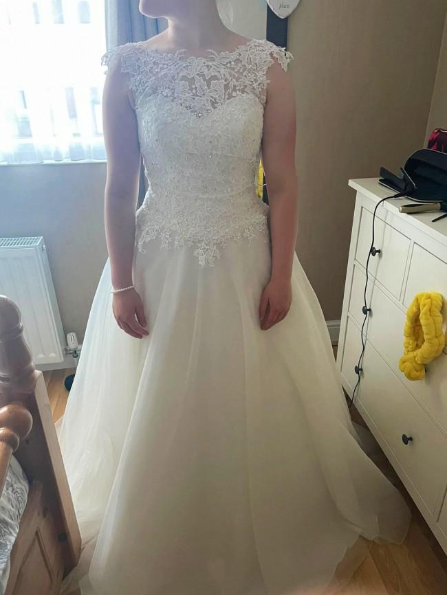 Sweetheart Bridal 6127