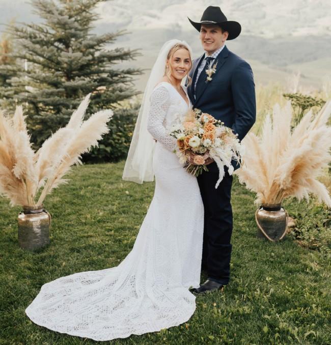 One Day Bridal Custom Edbrooke Dress