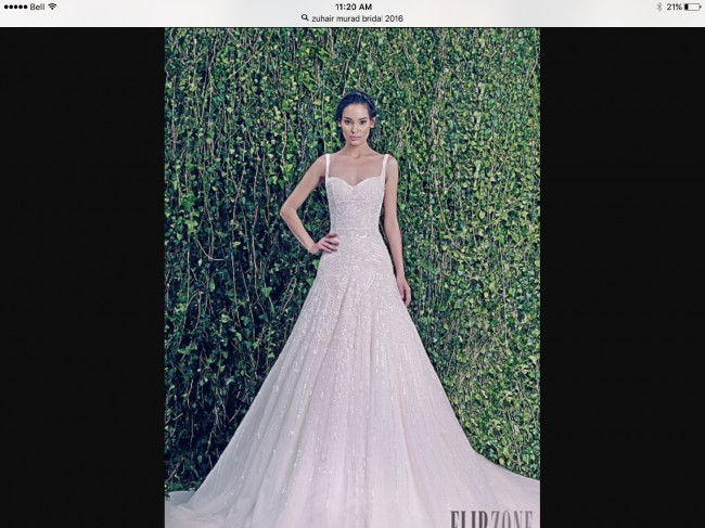 Zuhair Murad Used Wedding Dress On Sale 68 Off Stillwhite