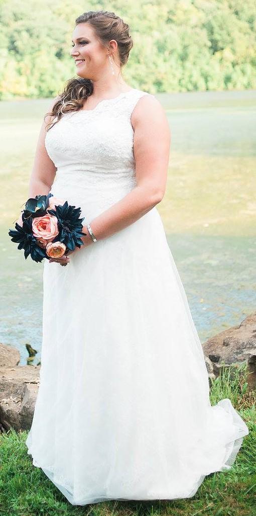 David's Bridal 9WG3790