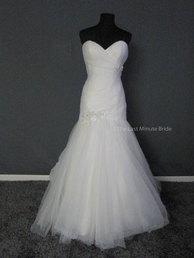 Maggie Sottero Lacey  Marie 5MZ134FW