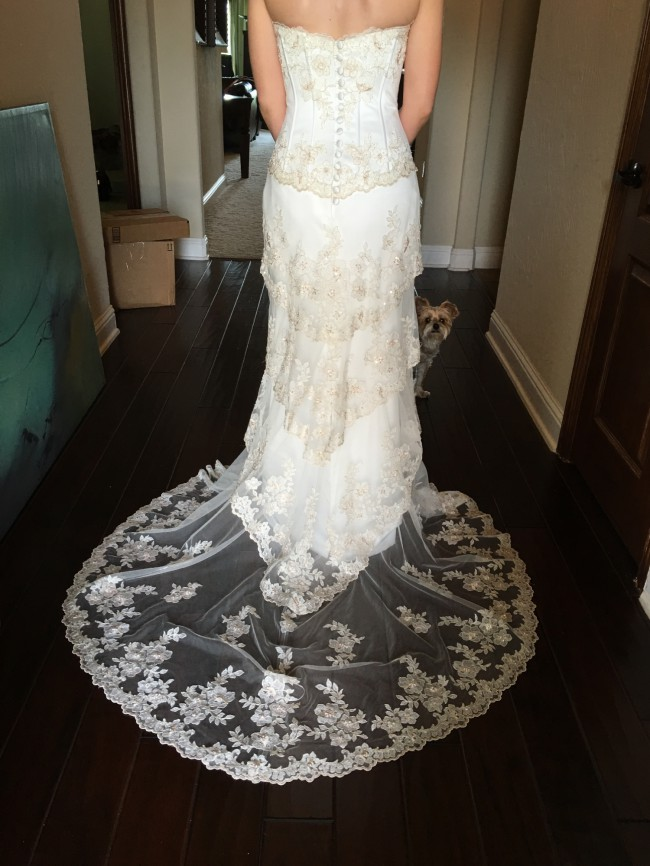 Maggie Sottero Madelyn A472