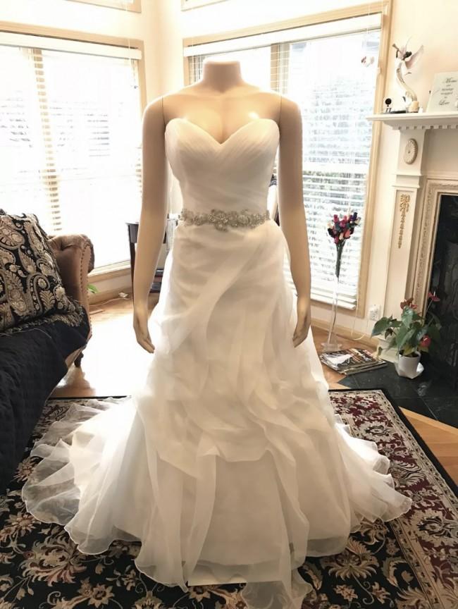Casablanca Bridal A057