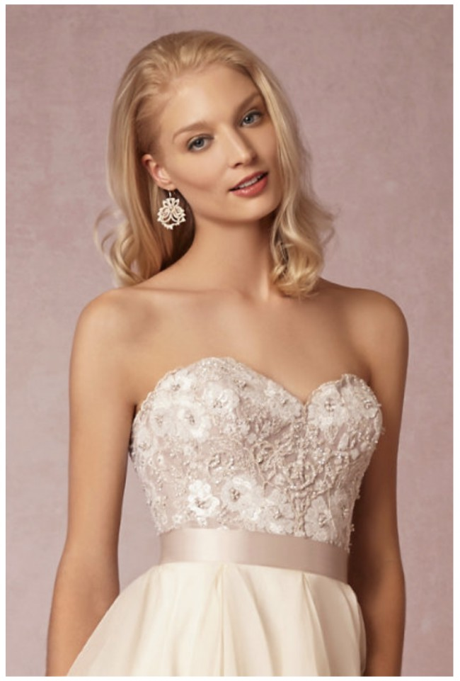 BHLDN, Maelin Corset/Amora Skirt