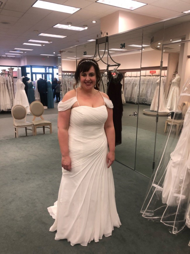 David's Bridal, 0W1007