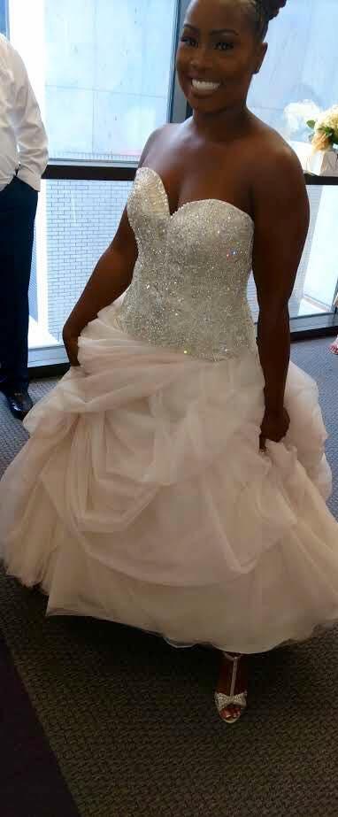 Allure Bridals C393