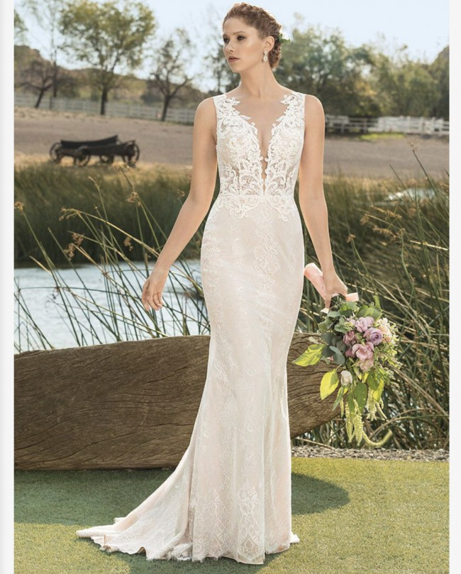 Casablanca Bridal Casablanca Pippa BL268