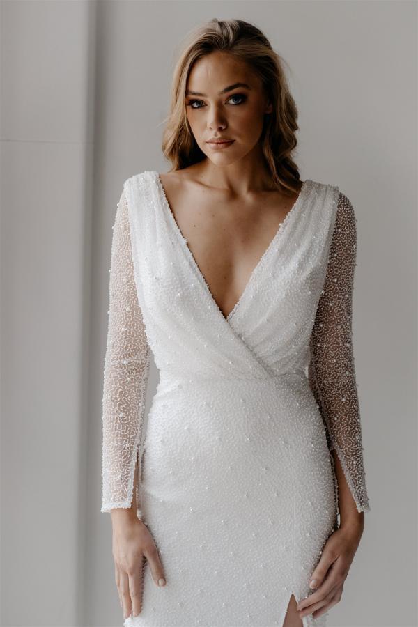 Mariana Hardwick Alexis Gown