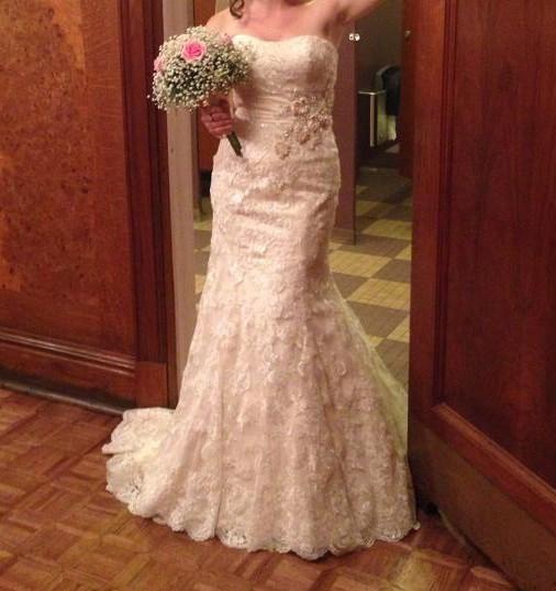 Allure Bridals, 8917