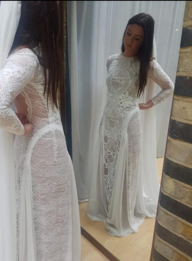 Grace Loves Lace Inca gown