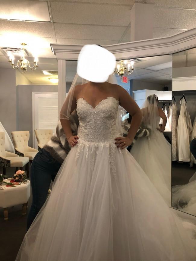 Allure Bridals 9565L