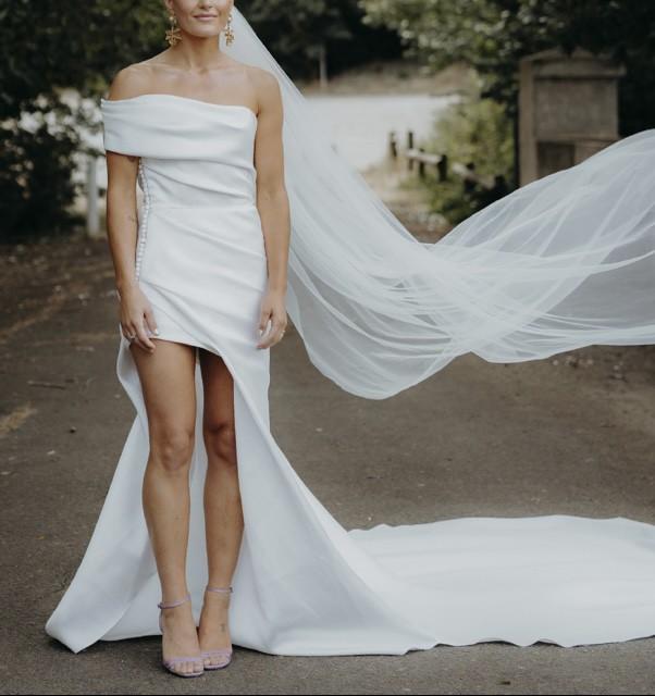 Marquise Bridal Custom design