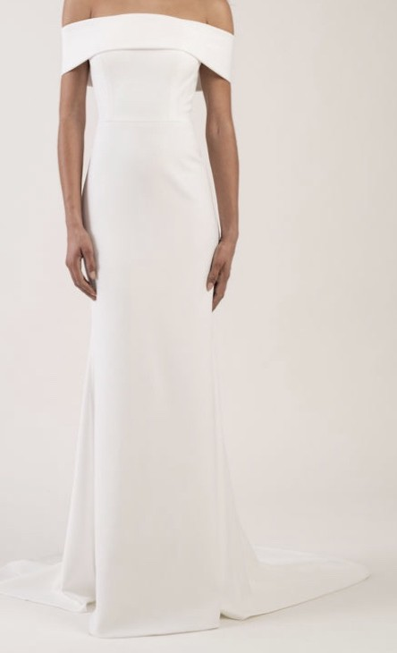 Jenny Yoo Sample Dress, similar to the Jenny Yoo Cooper gown