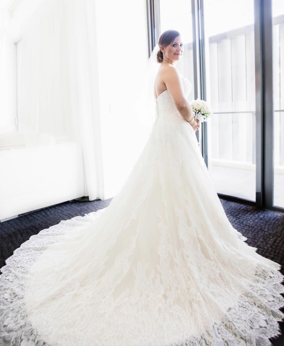 Maggie Sottero Used Wedding Dress On Sale 73% Off