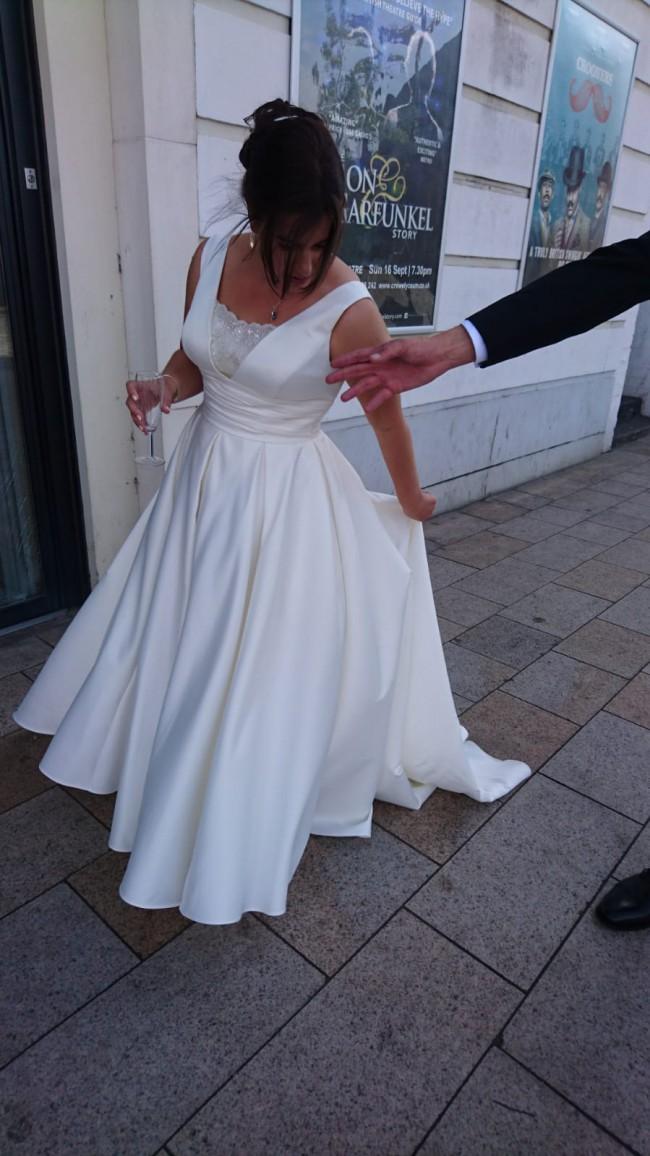 David's Bridal, Cummerbund V3848