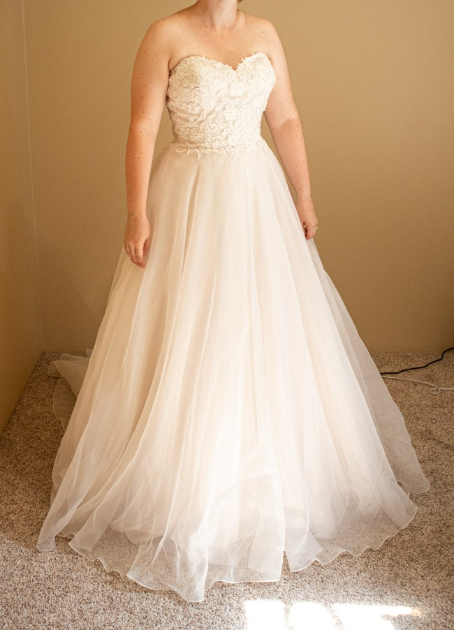 Justin Alexander 6232 Sweetheart Collection