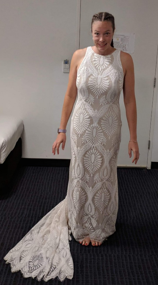 Wilderly Bride F116- Marlowe