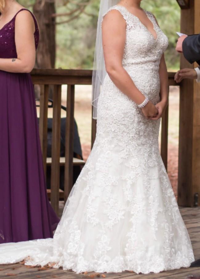 Allure Bridals 9104