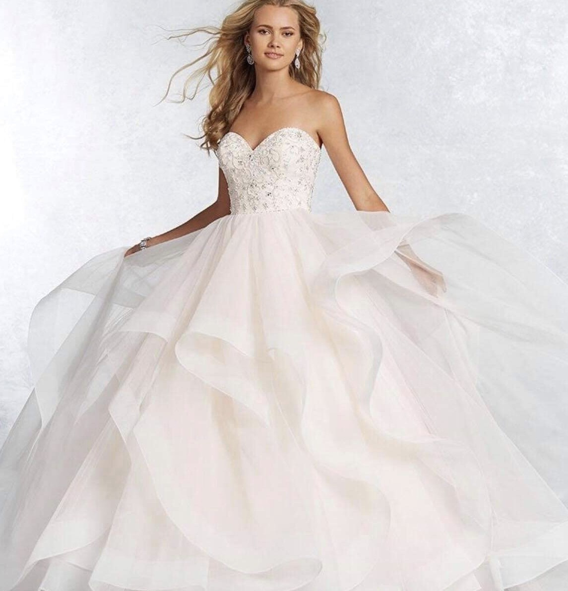Alfred Angelo: Alfred Angelo 2626 New Wedding Dress On Sale 50% Off