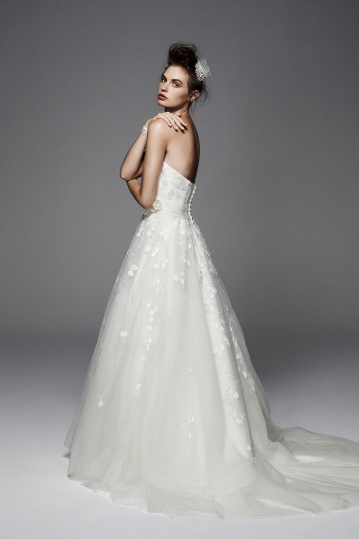 Henry Roth Harley Preloved Wedding Dress On Sale Stillwhite