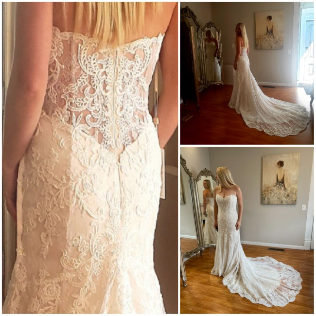 Casablanca Bridal 2294 Avery