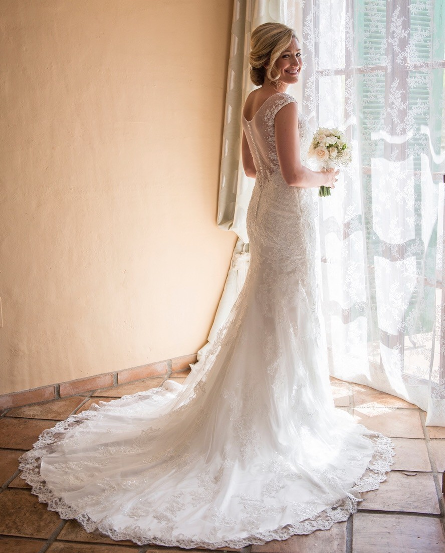 Cost Of Sophia Tolli Wedding Gowns: Sophia Tolli Second Hand Wedding Dress On Sale 46% Off