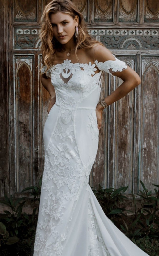 Lovers Society The Harley Gown