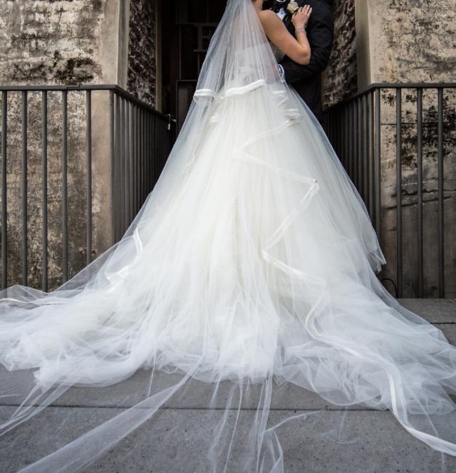 Henry Roth Second Hand Wedding Dress On Sale 82 Off: Zuhair Murad Jessica Wedding Gown Second Hand Wedding