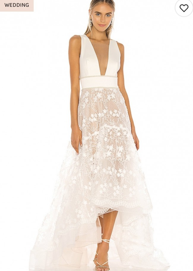Bronx and Banco Fiona Bridal Gown No. BROR-WD142