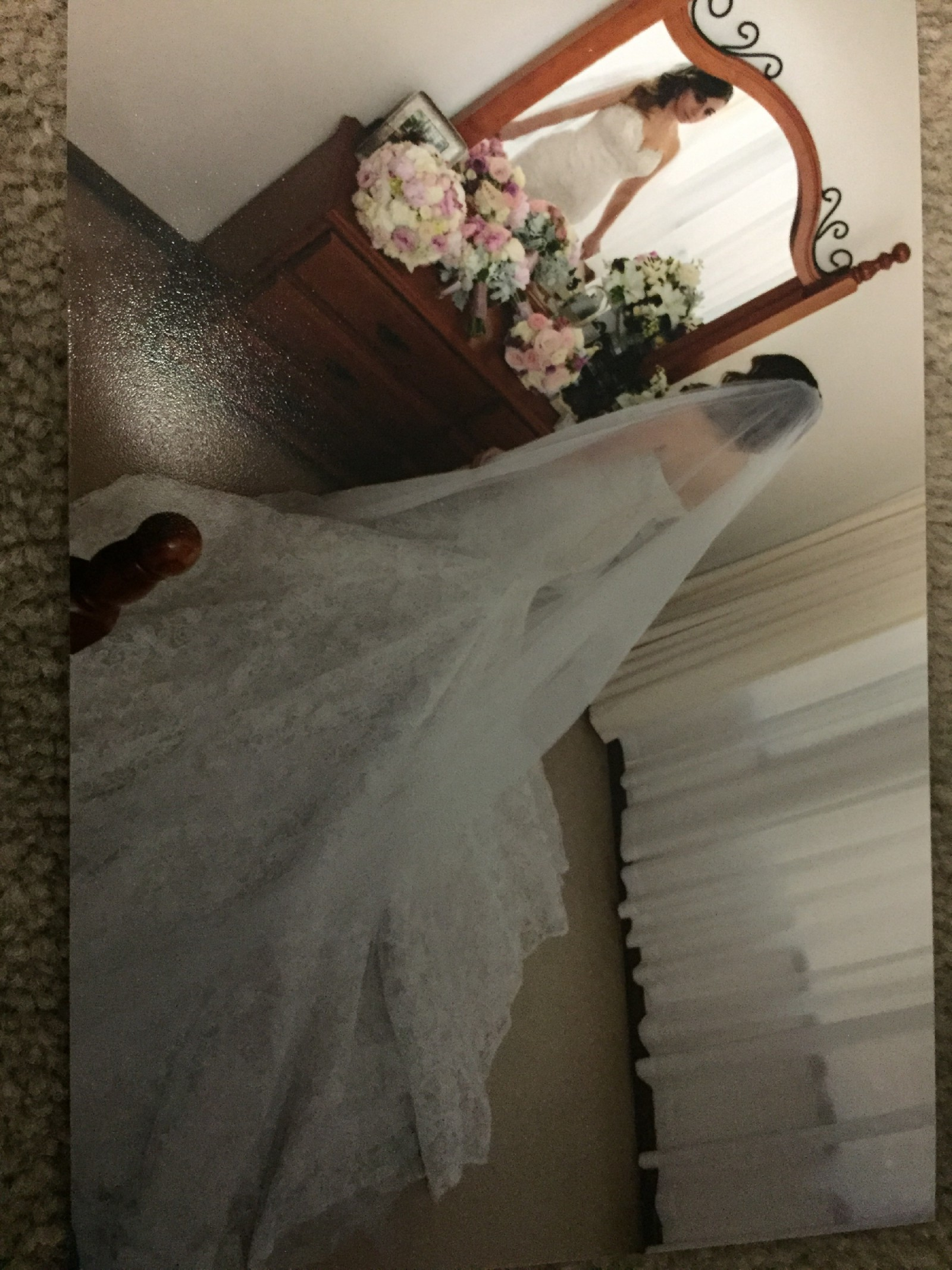 Thomas Lazar Preloved Wedding Dress On Sale 67 Off
